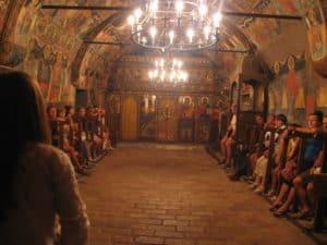 Museo-Iglesia de la Natividad en Arbanasi
