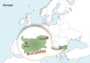 La mejor playa del Mar Negro : Albena
