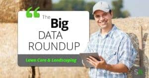 guy-holding-sign-that-says-big-data-roundup-lawn-care-landscaping