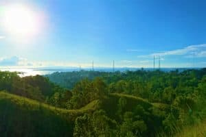 Seaview from Sorong Viewpoint