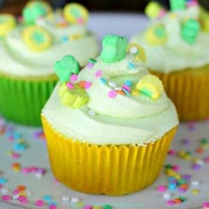 Magically Delicious 'Dew' Cupcakes Recipe