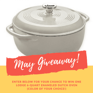 Mother's Day May Recipe Round-Up & Giveaway