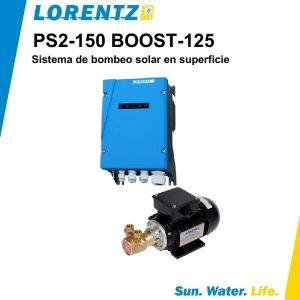 Bomba Lorentz PS2-150 BOOST-125