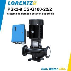 Bomba Lorentz de superficie PSK2-9