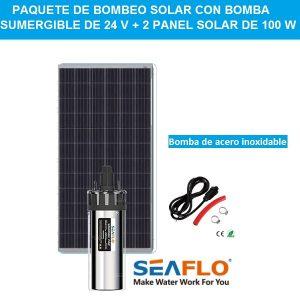 kit de bombeo solar SFBP2-G103-01