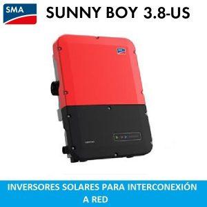 Inversor solar SMA SB3.8-US
