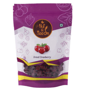 Shop Nut n Seeds - Dried Cranberry Pack of 3 - 450g Online