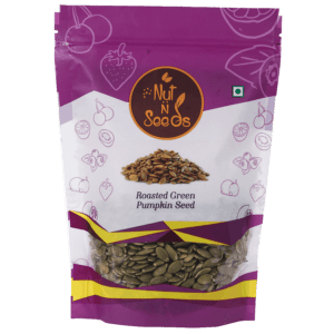 Shop Nut n Seeds - High Protein Roasted Green Pumpkin Seeds Pack of 3 - (250g x 3) Online