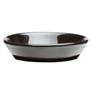 BLACK ZEBRA - SCENTSY DISH ONLY