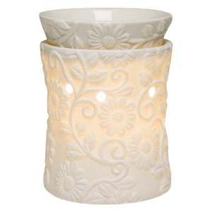 FLOWER VINE WAX WARMER FROM SCENTSY