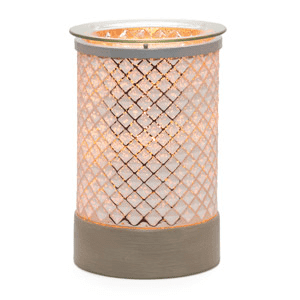 CREAM DIAMOND WAX WARMER FROM SCENTSY