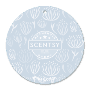 PIMA COTTON SCENTSY SCENT CIRCLE
