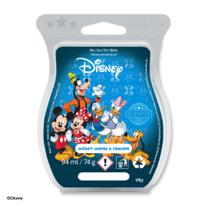 MICKEY MOUSE & FRIENDS - SCENTSY BAR