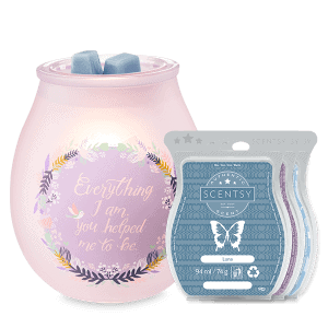 Mothers day gift ideas from scentsy - EVERYTHING I AM WARMER BUNDLE