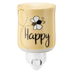 Bee Happy Scentsy Mini Plugin Warmer