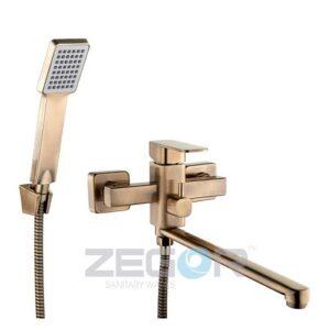 Смеситель для ванны ZEGOR Z65-LEB7-A123T