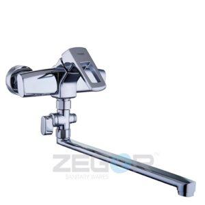 Смеситель для ванны ZEGOR Z65-NEF6-А232