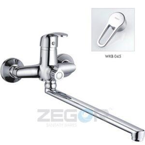 Смеситель для ванны Zegor Z63-NLY-А045