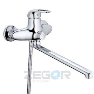 Смеситель для ванны Zegor Z63-NPO-А171