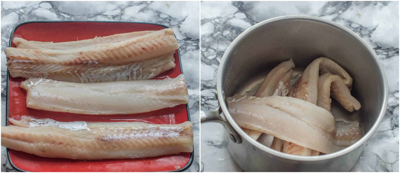 how to make salt fish steps 1-2