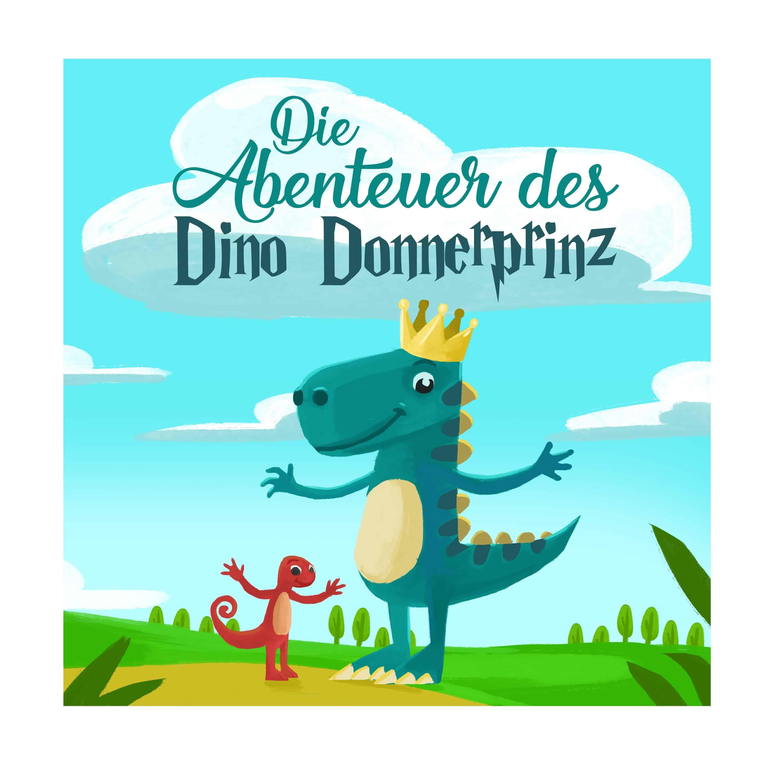 Buch Dino Donnerprinz