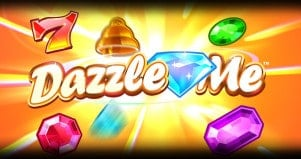 Dazzle Me™ new NetEnt casino game with free spins bonus