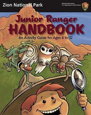 zion park junior range workbook