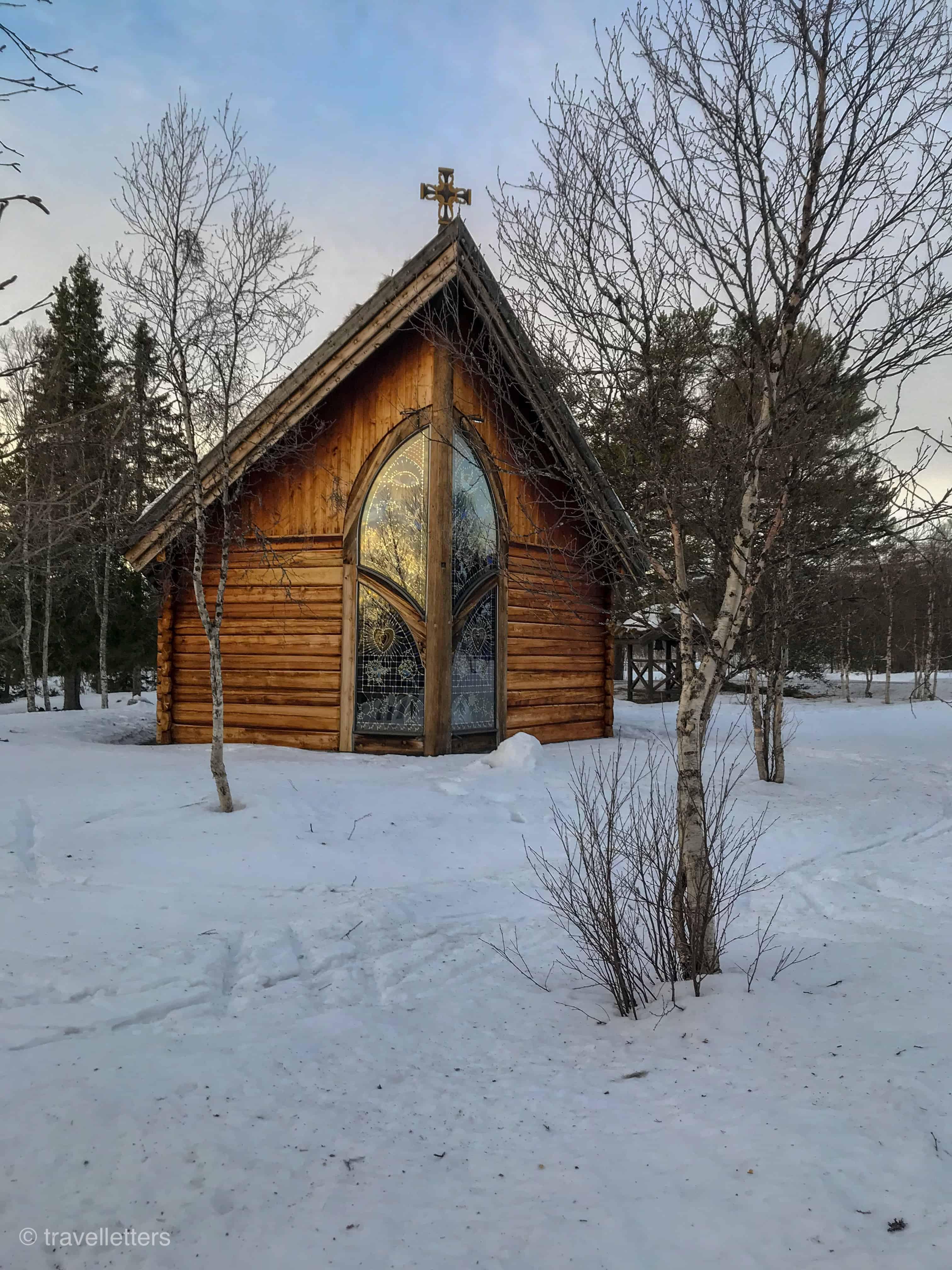 Lyskapellet, Beitostølen, Valdres, 5 ting å gjøre på Beitostølen på vinteren uten ski på beina