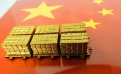Gold, Goldmarkt, China (Foto: Goldreporter)