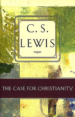 The Case for Christianity book cover