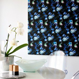 Big & Bold DIY Fabric Art