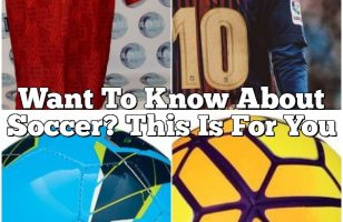 Want To Know About Soccer? This Is For You