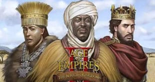 تحميل لعبة Age of Empires 2 The African Kingdoms للكمبيوتر مجانآ
