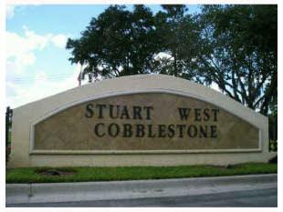 Cobblestone Country Club in Palm City, Florida