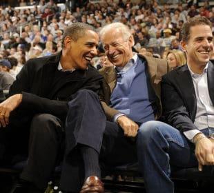 Obama and Bidens