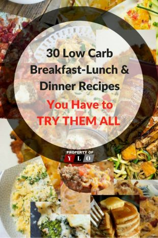 30 Low Carb Diet Recipes You Have to Try YLO 3