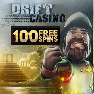Drift free bonus money