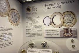 Royal Mint, Gold, Goldmünzen (Foto: Goldreporter)