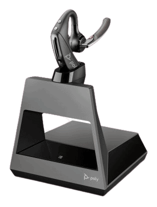 Plantronics Poly BT Headset Voyager 5200 Office
