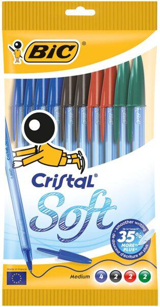 BIC Cristal Soft