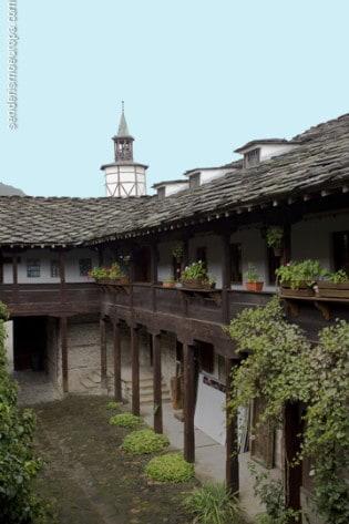 Edificio de la Antigua Escuela