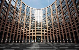 欧州議会議事堂、ストラスブール、フランス