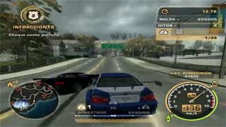 تحميل لعبة Need For Speed Most Wanted 2005 برابط واحد