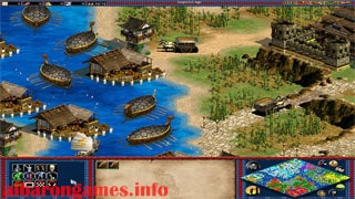 تحميل لعبة Age of Empires 2 The Conquerors