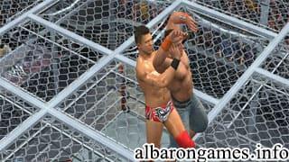 تحميل لعبة WWE 2009 على الكمبيوتر