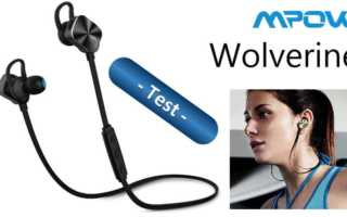 Im Test – das Mpow Wolverine Wireless Sports In-Ear Headset