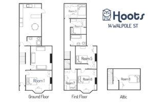 14 Walpole Street Chester - Student Accommodation