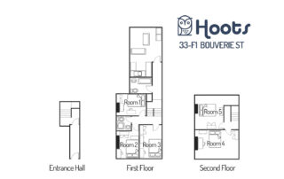 33 Bouverie A Street Chester - Student Accommodation