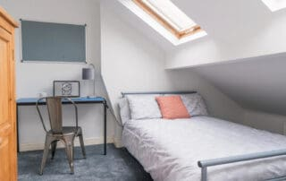 33 Bouverie Flat A Chester - Student Accommodation