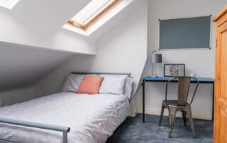 35 Bouverie Flat A Chester - Student Accommodation